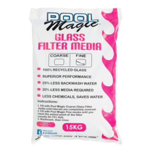 Filter Glass Fine Pool Supplies
