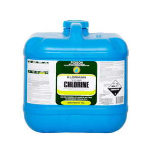 Liquid Pool Chlorine Pool Supplies