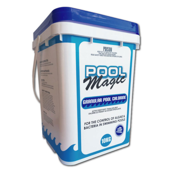 Granular Pool Chlorine Pool Supplies