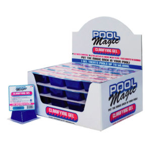 Clarifying Gel Pool Supplies