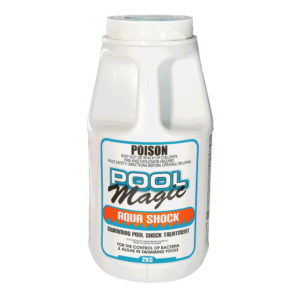 Aqua Shock Swimming Pool Shock Treatment Pool Supplies