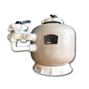 Watertech Fibreglass Side Mount Media Pool Filter